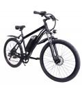 E-Bike Trekking, 27,5/29 Zoll, Seitenansicht
