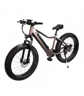 "E-Fatbike ""Fat Tire Subcross"", 40 km/h, 500 Watt"