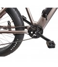 "E-Fatbike ""Fat Tire Subcross"", 40 km/h, 500 Watt"